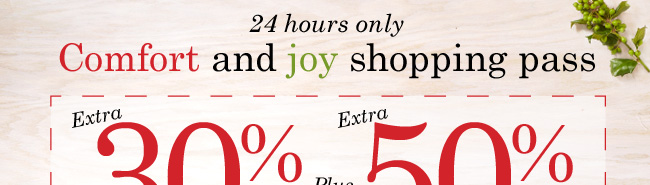 Hurry! One day only, up to 50% off coupon! Use promo code WW96563. Expires 11/14/13