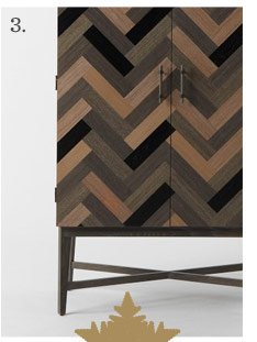 Parquetry Armoire