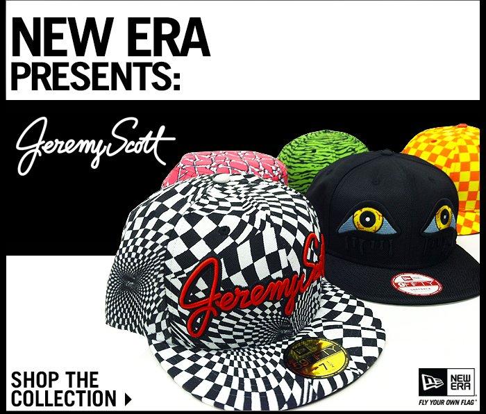 New Era x Jeremy Scott - Shop the Collection