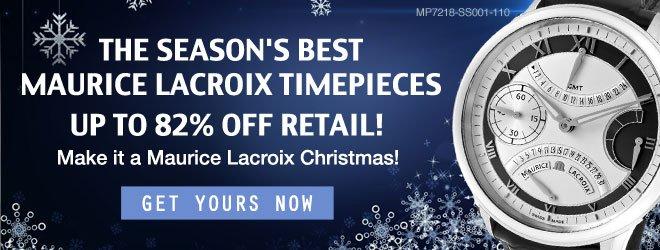 Maurice Lacroix Sale