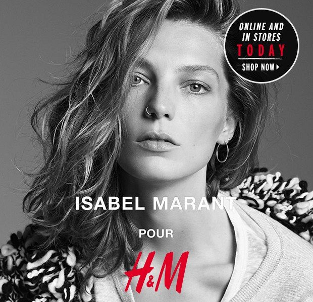 Be The First To Shop H&M's Isabel Marant Collection Now