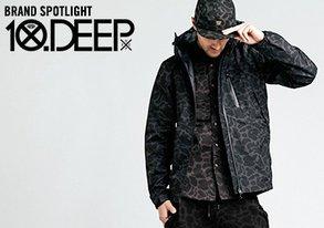 Shop Brand Spotlight: 10Deep