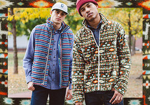 Shop Fall Heritage Prints ft. Mr. Nice