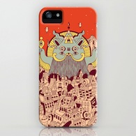Tulla Pujak iPhone Case