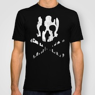 Skullmelt T-shirts