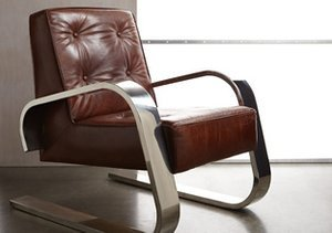 Elements of Style: Leather & Steel