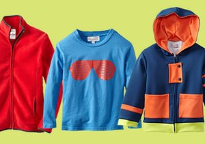 Live Colorfully: Boys' Bold Styles