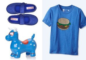 True Blue: Outfits, Toys & More