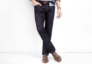 Modern Update: Straight Leg Jeans