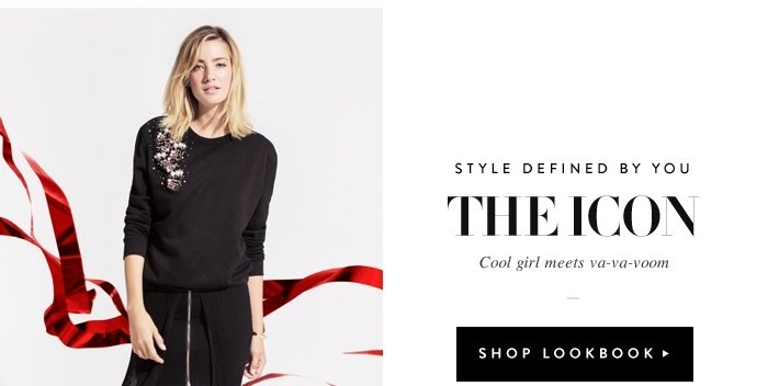 Style Defined By You - Shop Lookbook