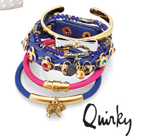Quirky Wrist Stack