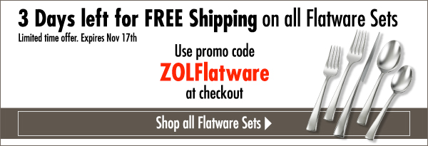 Flatware Free Shipping