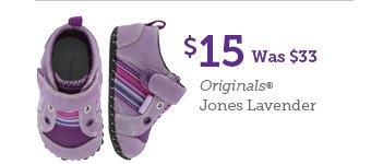 $15 Was $33 Originals Jones Lavender