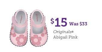 $15 Was $33 Originals Abigail Pink
