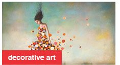 decorative art - Boundlessness in Bloom By: Duy Huynh