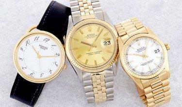 Rolex & More: Vintage Watches | Shop Now