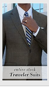 Traveler Suits - Over 65% Off*