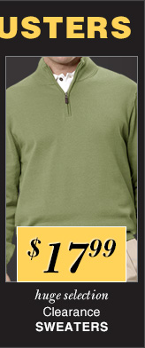 $17.99 USD - Clearance Sweaters