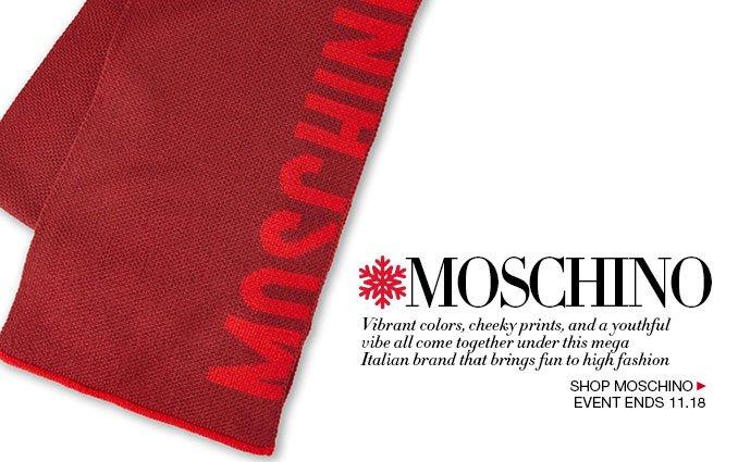 Shop Moschino For Men