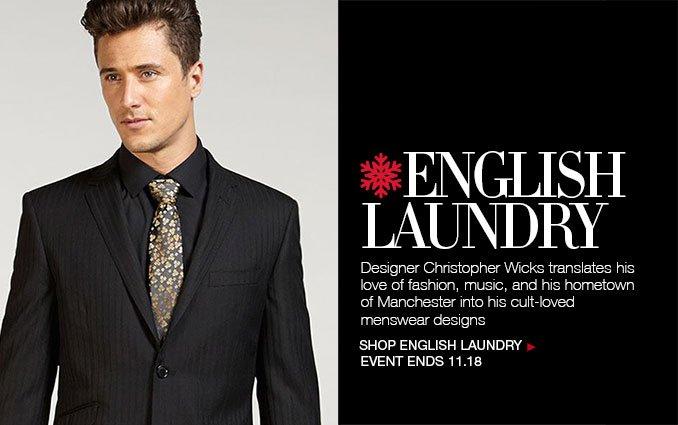 Shop English Laundry For Men