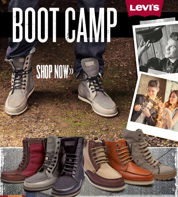 Boot Camp feat. Levi's