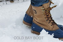 COLD BAY BOOT >
