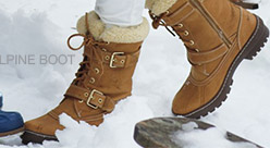 ALPINE BOOT >