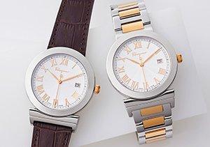 Luxe Timepieces ft. Salvatore Ferragamo