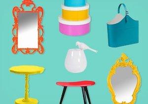 Color Crush: Lacquer Furniture