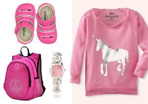 Think Pink: Looks from Head to Toe