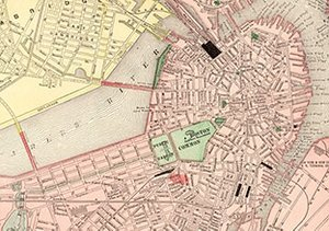 ARCHIVE: Vintage Maps from the 1800s