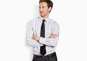 Stock Up: Dress Shirts