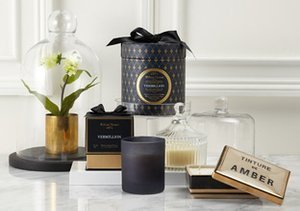 Plain & Simple: Apothecary Candles