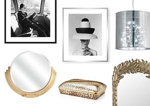 Décor Inspiration: Hollywood Style