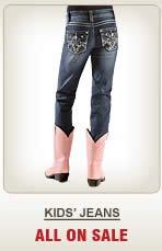 Kids Jeans on Sale