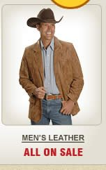 All Mens Leather on Sale