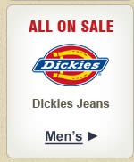 All Dickies Jeans on Sale