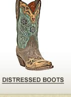 All Womens Distressed Boots on Sale