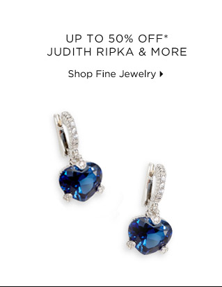 Up To 50% Off* Judith Ripka & More