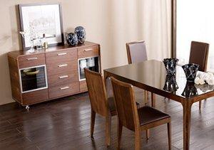 The Sleek Life: Tables & Buffets