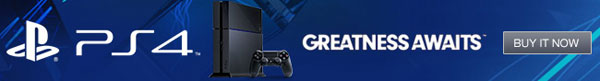 PS 4 - Greatness Awaits.