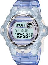 Ladies' Casio Baby-G Alarm Chronograph