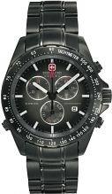 Men's Swiss Military Hanowa Navigaator Pro Alarm Chronograph