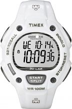 Unisex Timex Indiglo Ironman Triathlon 30 Lap Alarm Chronograph