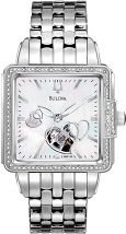 Ladies' Bulova Automatic Diamond