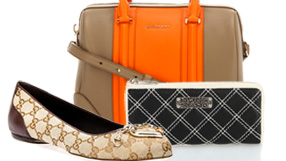 D&G, Gucci and Marc by Marc Jacobs