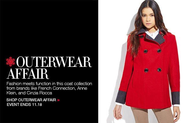 Shop Outerwear Affair