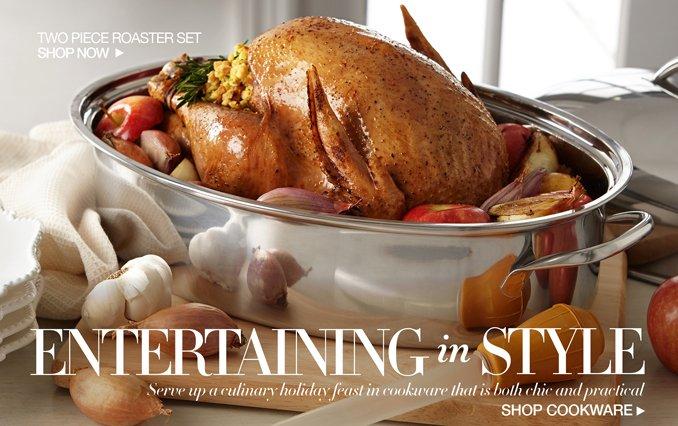 Dinner Party Home Turkey Roaster