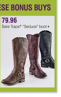Use your coupon to save on these Bonus Buys 65.97  Bare Traps®