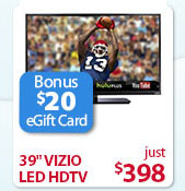 Shop TV specials